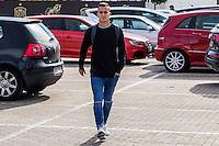 Spainsh Lucas Vazquez  arriving at the concentration of the spanish national football team in the city of football of Las Rozas in Madrid, Spain. November 08, 2016. (ALTERPHOTOS/Rodrigo Jimenez) ///NORTEPHOTO.COM