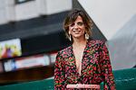 Macarena Gomez attends to 'En Las Estrellas' photocall at Plaza de los Cubos in Madrid, Spain. August 30, 2018. (ALTERPHOTOS/A. Perez Meca)