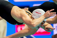 OLEKSIAK Penny CAN Canada<br /> Gwangju South Korea 26/07/2019<br /> Swimming Women's Butterfly 50m Preliminary<br /> 18th FINA World Aquatics Championships<br /> Nambu University Aquatics Center <br /> Photo © Andrea Masini / Deepbluemedia / Insidefoto