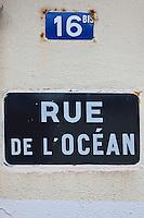Europe/France/Aquitaine/64/Pyrénées-Atlantiques/Pays-Basque/Biarritz: Quartier Bibi Beaurivage