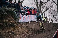 Toon Aerts (BEL/Telenet Fidea Lions)<br /> <br /> Elite Men's Race<br /> UCI CX Worlds 2018<br /> Valkenburg - The Netherlands
