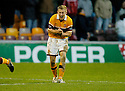 25/11/2006       Copyright Pic: James Stewart.File Name :sct_jspa07_motherwell_v_falkirk.RICHARD FORAN CELEBRATES SCORING MOTHERWELL'S FIRST.James Stewart Photo Agency 19 Carronlea Drive, Falkirk. FK2 8DN      Vat Reg No. 607 6932 25.Office     : +44 (0)1324 570906     .Mobile   : +44 (0)7721 416997.Fax         : +44 (0)1324 570906.E-mail  :  jim@jspa.co.uk.If you require further information then contact Jim Stewart on any of the numbers above.........
