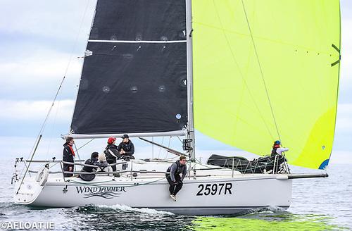 Lindsay Casey's J112 Windjammer