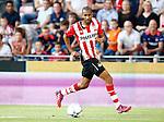 Nederland, Eindhoven, 21 juli 2015<br /> Oefenwedstrijd<br /> PSV-FC Eindhoven<br /> Simon Poulsen van PSV in actie met bal