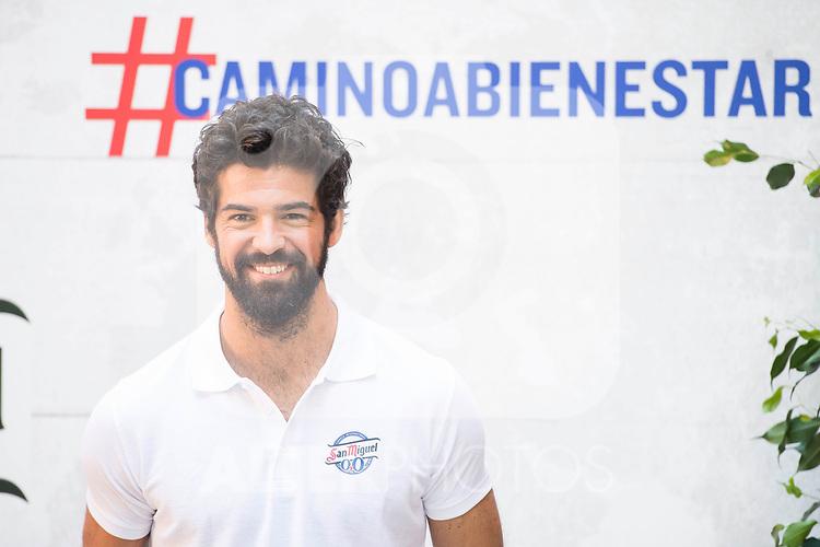 Spanish Actor Miguel Angel Muñoz attends to the presentation of #Caminobienestar of San Miguel in Madrid, June 05, 2017. Spain.<br /> (ALTERPHOTOS/BorjaB.Hojas)