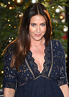 Lisa Snowdon<br /> arriving for the TRIC Christmas Party, Grosvenor House Hotel, London.<br /> <br /> <br /> ©Ash Knotek  D3362  12/12/2017