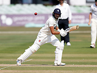 Jack Leaning bats for Kent during Kent CCC vs Sussex CCC, Bob Willis Trophy Cricket at The Spitfire Ground on 9th August 2020