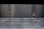 SWITCH..Compagnie ILLICO..Choregraphe : LEBRUN Thomas ..Avec : ..LEBRUN Thomas ..GUERRY Thomas..Philippe MENARD..Christian UBL..Lumières : SERRE Jean-Marc..Costumes : GUELLAFF Jeanne..Scénographie : Valérie JUNG..Création musicale originale : Scanner..Lieu : Maison des Arts et de la Culture..Ville : Creteil..Le : 20 12 2007..© 2010 L Paillier / photosdedanse.com..All rights reserved