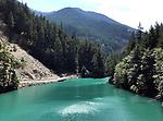 Diablo Lake, Washington 8/8/2020