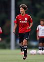 Football/Soccer: U19 Japan National team training camp