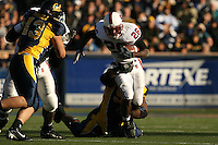 2 December 2006: Anthony Kimble during Stanford's 26-17 loss to Cal in the 109th Big Game at Memorial Stadium in Berkeley, CA.