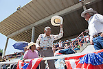 Dr. Joseph Medicine Crow 2012 Crow Fair Rodeo