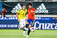 David Jimenez Silva of Spain during the friendly match between Spain and Colombia at Nueva Condomina Stadium in Murcia, jun 07, 2017. Spain. (ALTERPHOTOS/Rodrigo Jimenez) (NortePhoto.com) (NortePhoto.com)