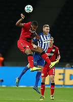 Jonathan Tah, Ondrej Duda /   / general viel, Spielszene  /      <br /> / Sport / Football Football / DFL 1. Bundesliga Bundesliga  /  2017/2018 / 20.09.2017 / Hertha BSC Berlin vs. Bayer 04 Leverkusen 170920019 /  *** Local Caption *** © pixathlon<br /> Contact: +49-40-22 63 02 60 , info@pixathlon.de
