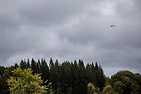 helicopter <br /> <br /> 4th Liège-Bastogne-Liège-Femmes 2020 (1.WWT)<br /> 1 Day Race: Bastogne – Liège 135km<br /> <br /> ©kramon