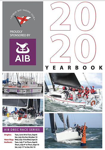 Dublin Bay SC may have long-established routines - some of which go back to 1884 - but when a window of opportunity for sailing emerged in the pandemic-plagued summer of 2020, the club immediately produced a virtual yearbook in conjunction with sponsors AIB and Afloat.ie