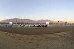 Nov. 03, 2012 - Arcadia, California, U.S - Fort Larned (KY)ridden by Brian Hernandez, Jr. and trained by Ian  Wilkes, wins the Breeders' Cup Classic (Grade I) at Santa Anita Park in Arcadia, CA. (Credit Image: © Ryan Lasek/Eclipse/ZUMAPRESS.com)