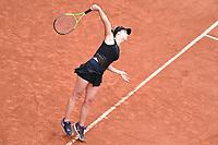 5th June 2021; Roland Garros, Paris France; French Open tennis championships day 7; Svitolina - Ukraine