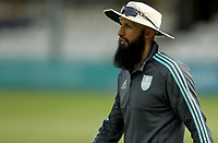 Hashim Amla of Surrey warms up prior to Essex Eagles vs Surrey, Vitality Blast T20 Cricket at The Cloudfm County Ground on 11th September 2020