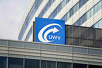 Nederland  Amsterdam - 2020.   UWV kantoor.  Foto : ANP/ Hollandse Hoogte / Berlinda van Dam