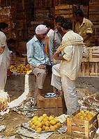 Indien, Bombay (Mumbai), Crawford Market