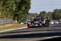 #38 JOTA Oreca 07 - Gibson LMP2, Roberto Gonzalez, Antonio Felix Da Costa, Anthony Davidson, 24 Hours of Le Mans , Test Day, Circuit des 24 Heures, Le Mans, Pays da Loire, France