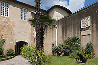 Europe/France/Aquitaine/64/Pyrénées-Atlantiques/Pays-Basque/Bayonne: Le Château-Vieux du XIe siècle, construit par les vicomtes du Labourd