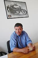 - Federico Minoli, president of DUCATI Motor Holding spa....- Federico Minoli, presidente della DUCATI Motor Holding spa........
