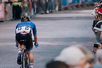 Elena Pirrone (ITA)<br /> <br /> WOMEN ELITE ROAD RACE<br /> Kufstein to Innsbruck: 156.2 km<br /> <br /> UCI 2018 Road World Championships<br /> Innsbruck - Tirol / Austria