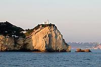 Insel zwischen Neapel und Ischia, Italien