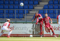 Vinicius Souza (33) of KV Mechelen kicks the ball away during a friendly soccer game between KV Mechelen and the Greek Volos NFC during the preparations for the 2021-2022 season , on saturday 17 of July 2021 in GEEL , Belgium . PHOTO SEVIL OKTEM | SPORTPIX