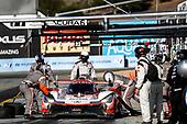 #6 Acura Team Penske Acura DPi, DPi: Pit Stop, Juan Pablo Montoya, Dane Cameron