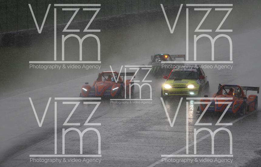 TOCANCIPÁ - COLOMBIA, 1-12-2018:Se corrió las Seis Horas de Bogotá 2018 Havoline-Motor-Tortugas en su edición número 33,  la carrera de resistencia más importante de Colombia que fué ganada por la tripulación conformada por Jorge Cortés, Oscar Tunjo , Jaime Guerrero y Jhon Estuíñan ,conduciendo un Cámaro GT # 45 en la categoria Fuerza Libre de más de 2000 cc FL en el autódromo de Tocancipá/ The car was made the Six Hours of Bogotá 2018 Havoline-Motor-Tortugas in its 33rd edition, the most important endurance race in Colombia that was won by the crew formed by Jorge Cortés, Oscar Tunjo, Jaime Guerrero and Jhon Estuíñan , driving a GT Camaro number 45 in the Free Force category of more than 2000 cc FL Photo: VizzorImage / Felipe Caicedo / Satff