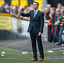 Queen of the South manager Jim McIntyre.