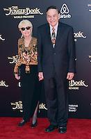 Richard Sherman @ the premiere of 'The Jungle Book' held @ El Capitan theatre.<br /> April 4, 2016