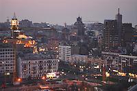 - downtown panorama....- panorama del centro città