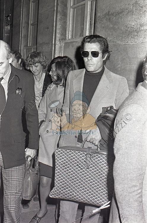 MARCELLO MASTROIANNI  ROMA 1973