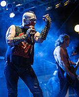 Mayhem at Barge to Hell 2012