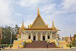 Throne Hall, Royal Palace in Phnom Penh