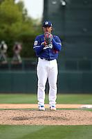 Julio Urias - Los Angeles Dodgers 2016 spring training (Bill Mitchell)
