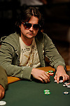 Soprano's actor Robet Iler competes on Day 1B of the Main Event.