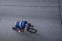 Corentin Ermenault (FRA)<br /> <br /> Men Under-23 Individual Time Trial<br /> <br /> UCI 2017 Road World Championships - Bergen/Norway