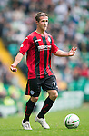 Celtic v St Johnstone...21.09.13      SPFL<br /> Chris Millar<br /> Picture by Graeme Hart.<br /> Copyright Perthshire Picture Agency<br /> Tel: 01738 623350  Mobile: 07990 594431