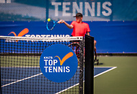Amstelveen, Netherlands, 19 Augustus, 2020, National Tennis Center, NTC, NKR, National  Junior Wheelchair Tennis Championships, <br /> Photo: Henk Koster/tennisimages.com