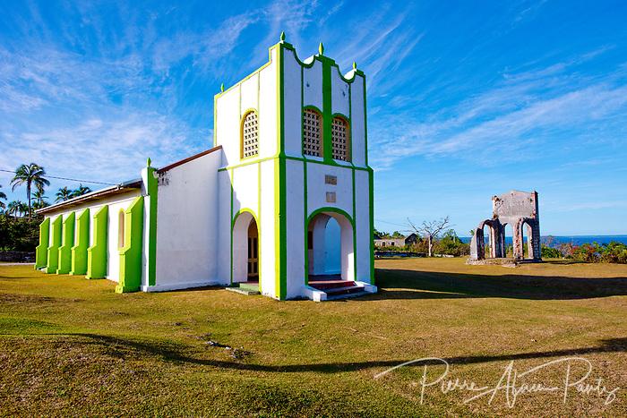 Maré, église de xepenehé