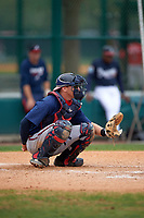 Atlanta Braves Matt Kennelly (36) during an intrasquad Spring Training game on March 29, 2016 at ESPN Wide World of Sports Complex in Orlando, Florida.  (Mike Janes/Four Seam Images)