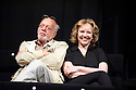 Harold Prince and Susan Stroman,American Theatre Directors at The Mernier Chocolate Factory where they are co directing Paradise Found .CREDIT Geraint Lewis
