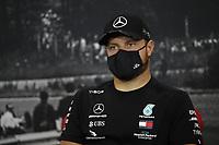 27th August 2020, Spa Francorhamps, Belgium, F1  Grand Prix of Belgium Motorsports: FIA Formula One World Championship 2020, Grand Prix of Belgium, 77 Valtteri Bottas FIN, Mercedes-AMG Petronas Formula One Team