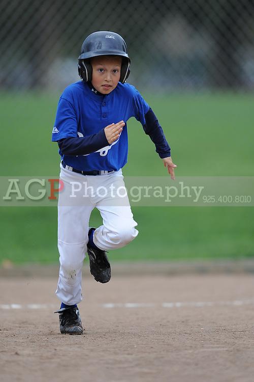 The A Dodgers of Pleasanton National Little League  March 21, 2009.