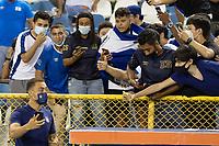 SAN SALVADOR, EL SALVADOR - SEPTEMBER 2: Sergino Dest of the United States during a game between El Salvador and USMNT at Estadio Cuscatlán on September 2, 2021 in San Salvador, El Salvador.